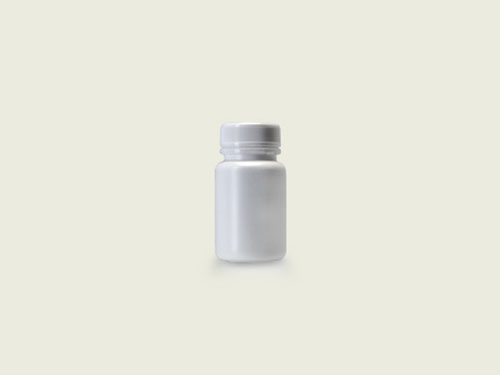 XIN Standard Tablet Bottle (36mm) 90ml with 5761 Cap.