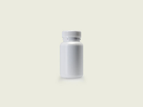 XIN Standard Tablet Bottle (36mm) 125ml with 5761 Cap.