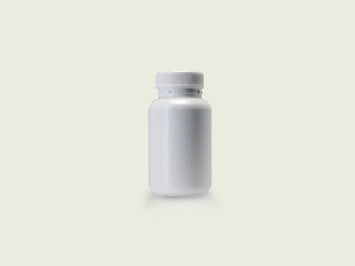 XIN Standard Tablet Bottle (40mm) 185ml with 5762 Cap.