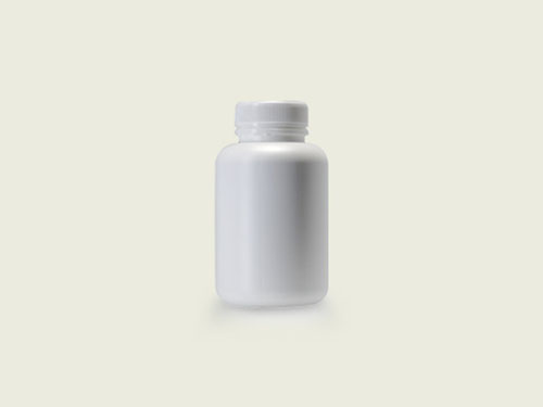 XIN Standard Tablet Bottle (40mm) 275ml with 5762 Cap.