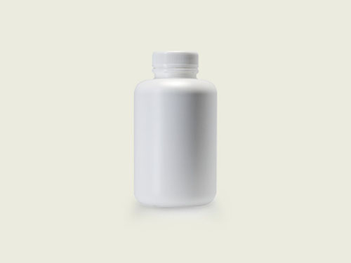 XIN Standard Tablet Bottle (40mm) 500ml with 5762 Cap.