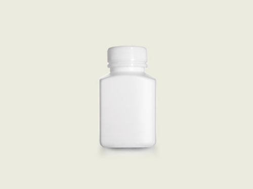 XIN Rectangular Tablet Bottle (36mm) 150ml with Cap.