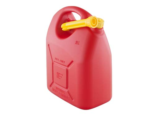 PETROL CAN 20L RED (6116)