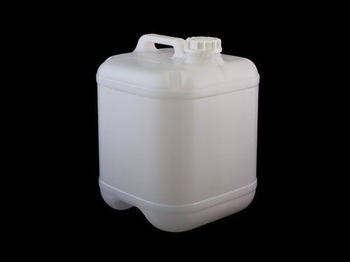 Jerrycan 58mm Non-DG w/ Cap & Drilled Bung 20L - Back