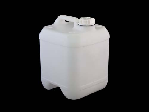 Square Jerrycan 63mm Non-DG - Back