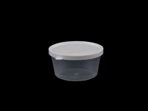 SMALL POT 125ML NATURAL (6610)
