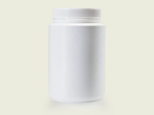 POWDER POT 100MM 2L WHITE (5738)