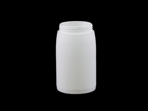 Round Jar (68mm) 600ml without Lid