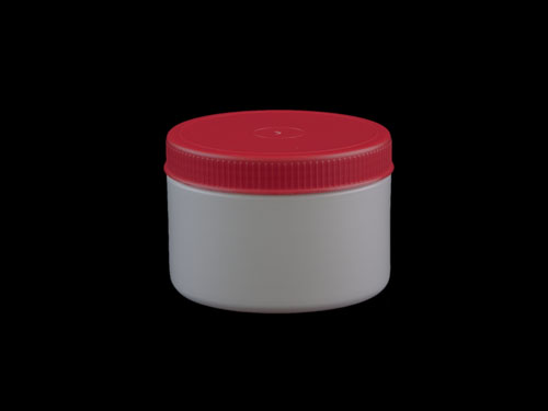Round BM Jar (100mm) 500ml with Lid