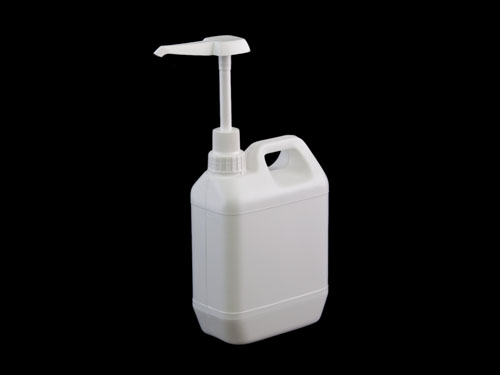 System One Pump on 6020 2L Jerrycan