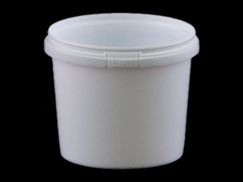 Closeup of Ezy Pail 250ml