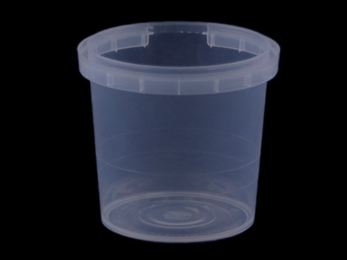 Closeup of Redi-2-Pak Pail 500ml without Lid