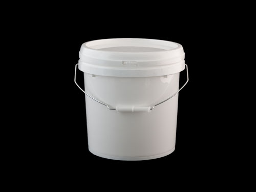 LogisticX Dura Pail w/ Lid 10L - with Lid on
