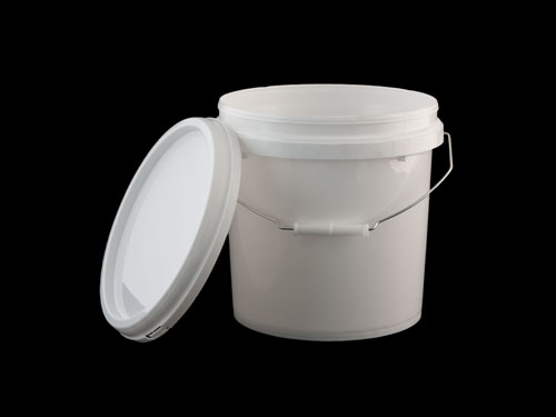LogisticX Dura Pail w/ Lid 10L - with Lid