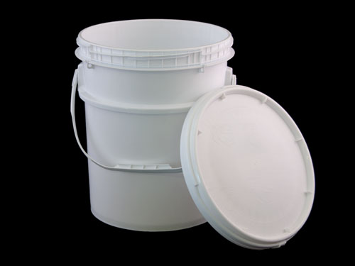 LogisticX Dura Pail 20L w/ Screw Lid By Side