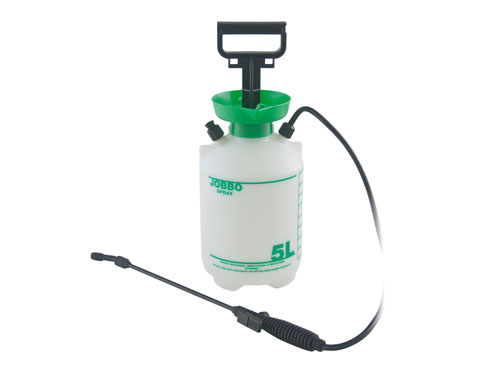 Pressure Sprayer 5L - Pumping