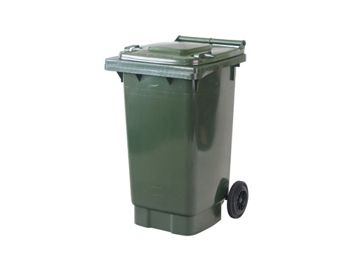 Mobile Garbage Bin (2 Wheels) 140L