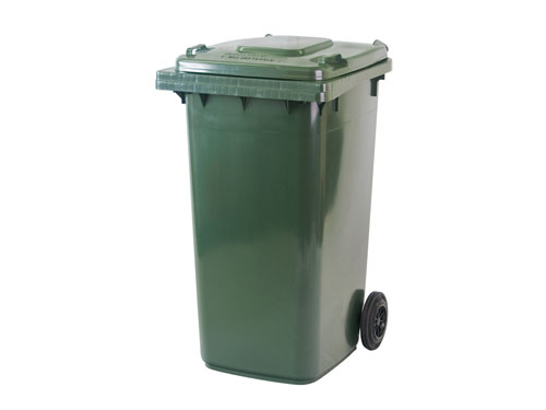 Mobile Garbage Bin (2 Wheels) 240L