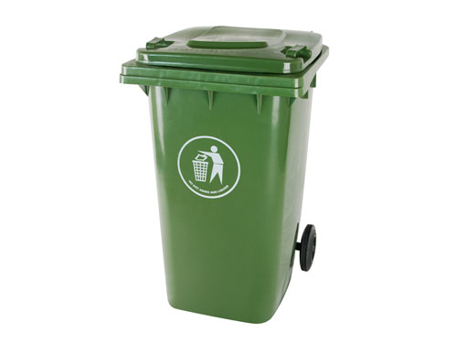 LogisticX Mobile Garbage Bin (2 Wheels) 240L