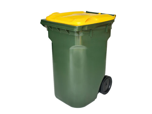 XIN Mobile Garbage Bin (2 Wheels) 360L