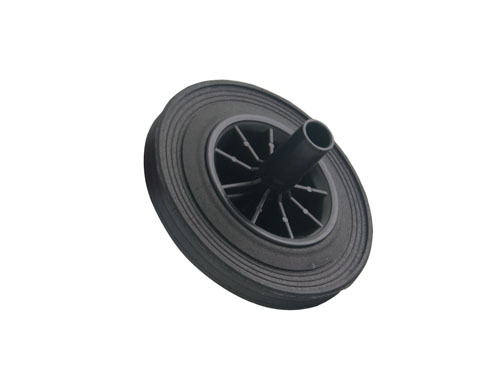 Spare Wheel for Mobile Garbage Bins - Inner Side