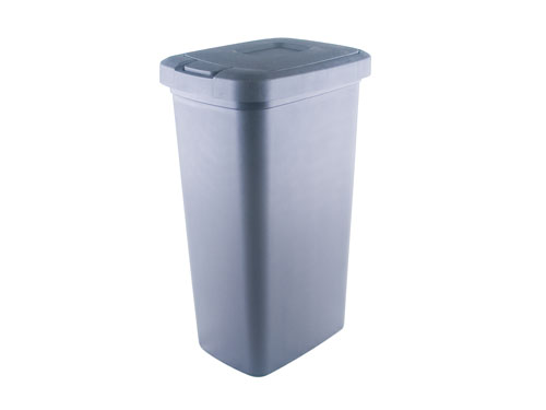 XIN Touch Top Tidy Bin with Lid 38L